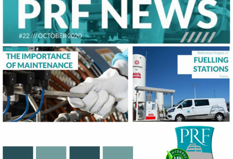PRF Info | Newsletter 22