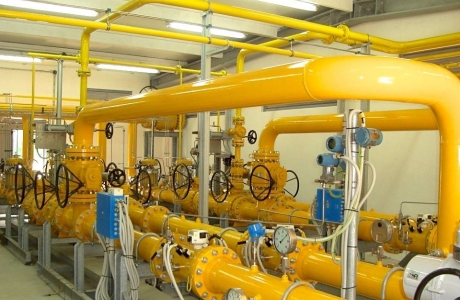 Industrial Gas Networks