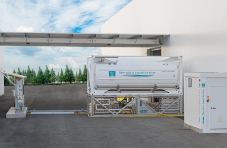plugONE - LNG Portable Station